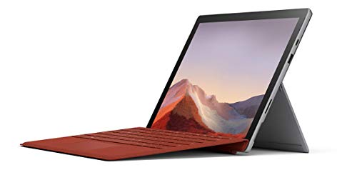 Microsoft Surface Pro 7 – 12.3″ Touch-Screen – Intel Core i7 – 10th Gen 16GB Memory – 512GB SSD (Latest Model) – Platinum