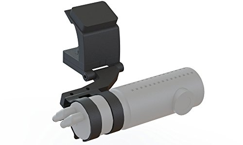 BLENDMOUNT INNOVATIVE MOUNTING SOLUTIONS BlendMount BBV-2006, Corvette C6 Aluminum Dashcam Mount for BlackVue DR900S/750S/650S/590W Series – Patented Design Made in USA – Looks Factory Installed For Sale
