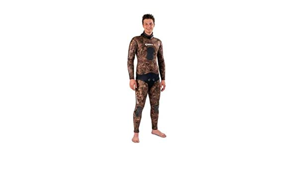 Mares Traje Instinct 35 TG.6 3,5 mm Camo Brown: Amazon.es ...
