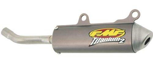 FMF Titanium 2 Silencer for Honda CR250R 2002-2007 (Fmf Titanium 2 Silencer)