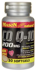 Mason Natural Special Q-10 Co-Enzyme 200 Mg Softgels - 30 Co