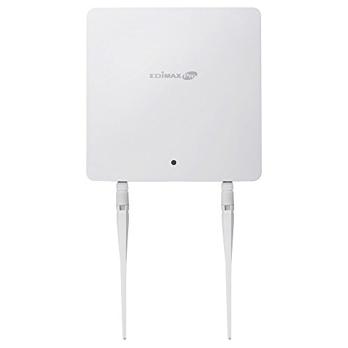 Edimax Pro AC1200 Dual-Band Wall-Mount PoE Business Access Point (WAP1200) by Edimax (Image #1)'
