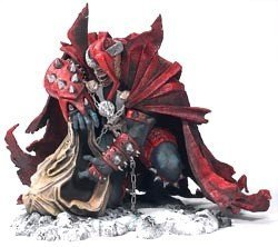 Spawn Series 24 Classic Comic Covers: Spawn i.39 by (Classic Comic Covers Mcfarlane Toys)