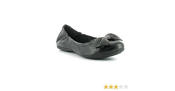 Black Baretraps Lucy Women Canvas Ballet Flats Size 8.0