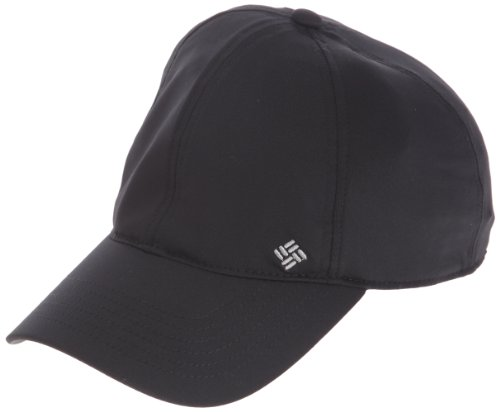 Columbia Men's Coolhead Ball Cap III, Black, One Size
