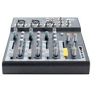 Seismic Audio - Slider4-4 Channel Mixer Console with USB Interface by Seismic Audio (Image #1)