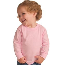 MoonTree Kids Infant Long Sleeve Crewneck Shirt