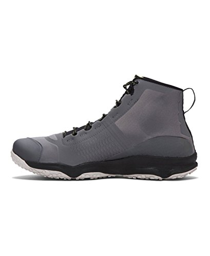 Under de Senderismo RTS Graphite Men 's Botas Black Smoke Armour Valsetz rnr4Ygq