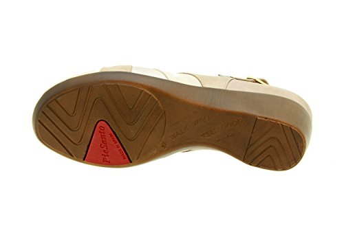 En Chaussure Sandale Confortables 8153 Cuir Amovible Amples Confort Piesanto Perla Semelle Femme 1RtwxT