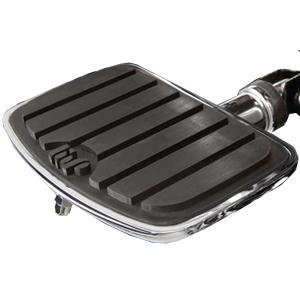 Vt1100 Floorboards (Show Chrome Accessories 21-421T Cruis Board Passenger System)