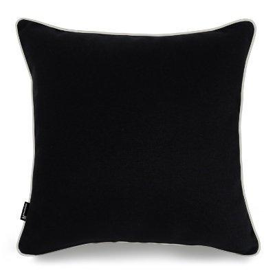 (Phantoscope Decorative Throw Pillow Case Cushion Cover Turquoise Home Decor Series Trim 18