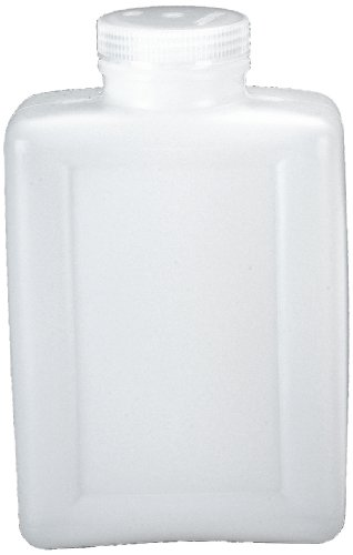 - Nalgene Wide Mouth Rectangular Bottle (64-Ounce)