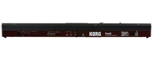 Korg PA4XORT76 Pa4X with Dedicated PCM for Arabic, Persian & Turkish Sounds & Styles