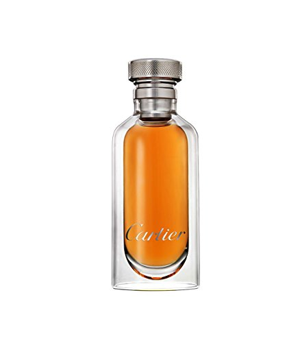 Glasses Cartier (Cartier L'envol Cartier Eau de Parfum Spray for Men, 2.7 Ounce)