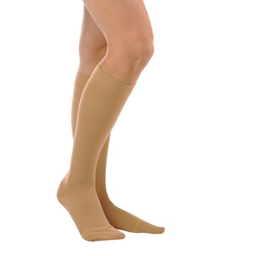 Sheer Knee High CT Nude 20-30 mmHg (Large)