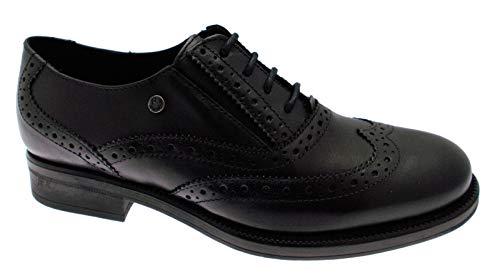 Up 85302 Inglesina Nero Femme Riposella Lace Chaussures Francesina U7T6daWn