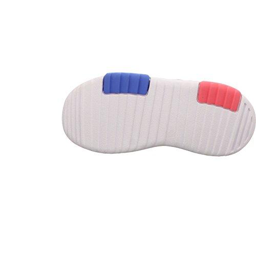 adidas Baby Mädchen Racer TR Sneaker HIRBLU/FTWWHT/LTPINK