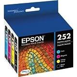 Epson DURABrite Ultra Ink T252120-BCS Ink Cartridge - Cyan, Black, Magenta, Yellow