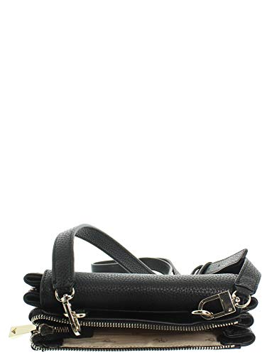 Pre Handbag Borsa Black Hwve7176780 Donna Guess gqx11P
