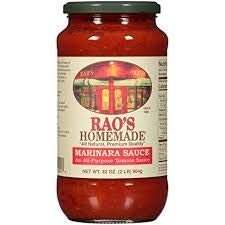 Rao's Marinara Sauce  review