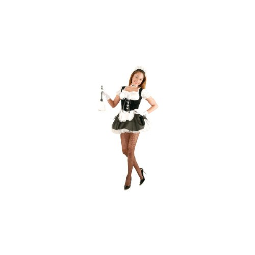 Fifi French Maid Costume - FiFi The French Maid Costume -
