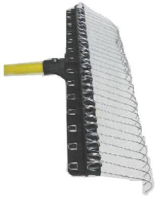 Groundskeeper Ii Lawn Rake Steel Tines 7 Tine 55 ''