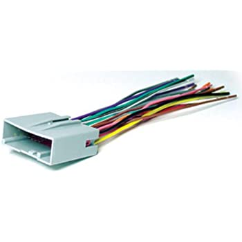31TtxGpAl0L._SL500_AC_SS350_ amazon com scosche fdk11b wire harness to connect an aftermarket scosche wiring harness for select ford vehicles at edmiracle.co