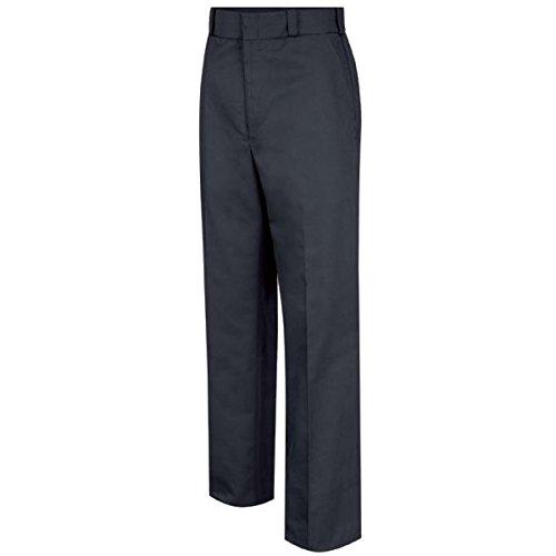 National Patrol Polyester Security Uniform Trouser Pants - 3000 - Navy - 34R - Unhemmed (Uniform Trousers Security)