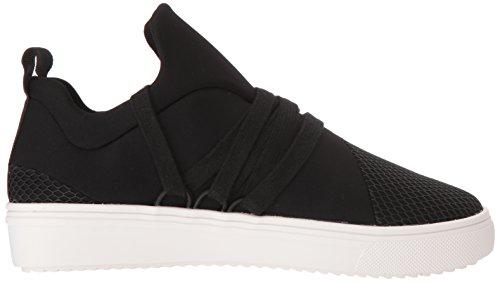 Steve Madden Womens Lancer Fashion Sneaker Black