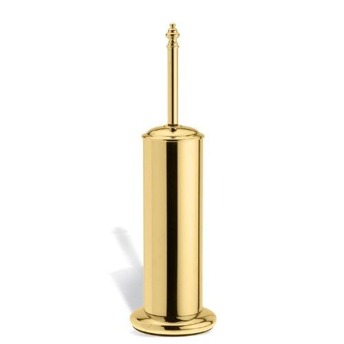 Stilhausゴールドクラシックスタイル真鍮トイレブラシホルダーel039 – 16 B00DUEF2LA