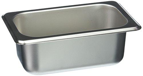 Winco SPN2 1/9 Size Steam Pan, 2 1/2-Inch by Winco