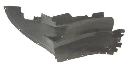 - OE Replacement Pontiac Sunfire Front Passenger Side Fender Inner Panel (Partslink Number GM1249136)