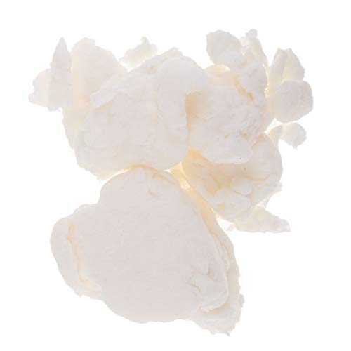 Prettyia 100g/Bag Traditional Paper Making Crafts Supplies Papermaking Pure Pulp for Handmade DIY Paper Crafts for Hobbyist and Artists ()