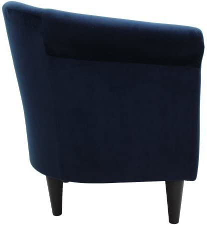 Reviewed: Mainstay Microfiber Bucket Accent Padded Chair Microfiber