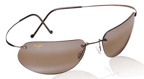 Maui Jim KA anapali Titanio - Gafas de sol polarizadas ...