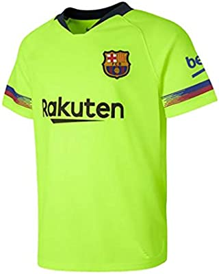 960787210f1c8 Camiseta Infantil - Personalizable - Segunda Equipación Replica Original FC  Barcelona 2018 2019 (14. Cargando imágenes.