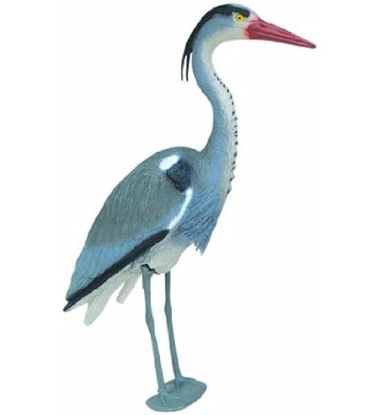 Amazon.com : Blue Heron Decoy with Legs