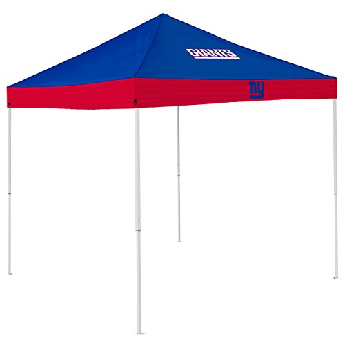 NFL New York Giants Economy Tent Economy Tent, Navy, One Size
