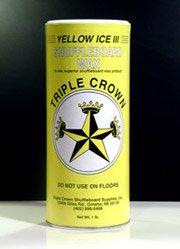 Triple Crown Yellow Ice III Table Shuffleboard Powder Wax