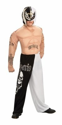 Deluxe Rey Mysterio Jr. Costume - Small by Rubie's Costume Co