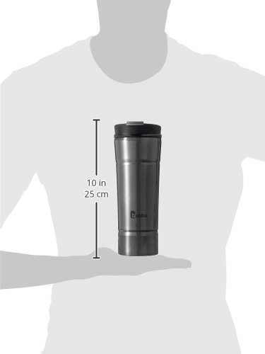 Bubba HT Vacuum-Insulated Stainless Steel Travel Mug, 20 oz, Smoke by BUBBA BRANDS (Image #8)
