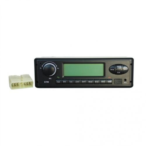 Radio MP3 Bluetooth Compatible with John Deere 8410 7810 7600 7200 7410 6410 8310 6400 7400 6200 8300 7210 7610 8100 7510 8210 8400 6210 6610 7710 6300 7800 6600 6600 6500 6110 8110 6310 7700 8200