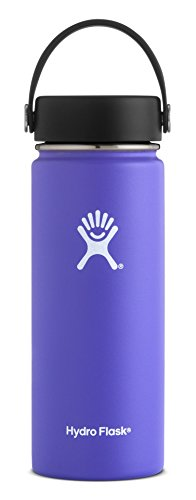 Hydro Flask 18 oz Double Wall Vacuum Insulated Stainless Steel Leak Proof Sports Water Bottle, Wide Mouth with BPA Free Flex Cap, - Top Summer Beers
