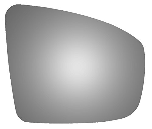 Side Corner Nissan Pathfinder Passengers (Burco 5524 Convex Passenger Side Replacement Mirror Glass for 13-16 Nissan Pathfinder (2013, 2014, 2015, 2016))