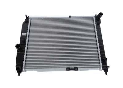 2005 chevy aveo radiator - 5