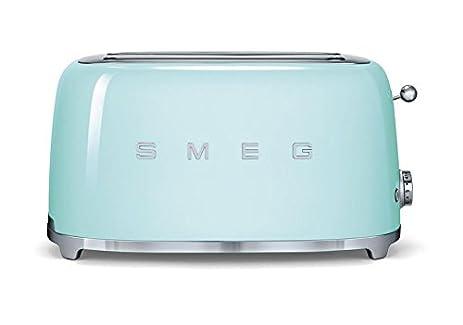 Amazon Smeg TSF02PGUS 50 s Retro Style Aesthetic 4 Slice