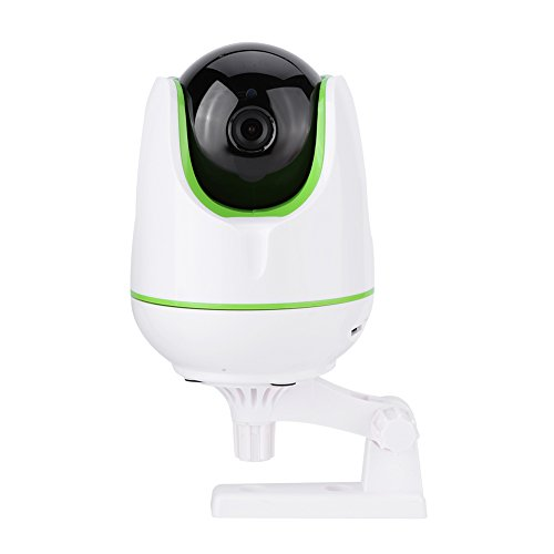 Video Baby Monitor,Fosa 720P HD WiFi Wireless Home Remote Security Camera Night Vision IR-Cut P/T Webcam(White) by fosa (Image #4)
