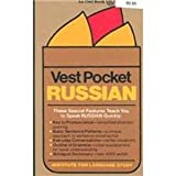 Vest Pocket Russian, Cortina Institute of Languages Staff and Marshall D. Berger, 0805015116