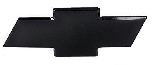 (AMI - 96041K - All Sales Chevy Bowtie Grille Emblem W/O Border- Black Powdercoat)