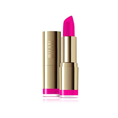 Milani Color Statement Matte Lipstick - Matte Diva (0.14 Ounce) Cruelty-Free Nourishing Lipstick with a Full Matte Finish (Pink Lipstick Barbie)